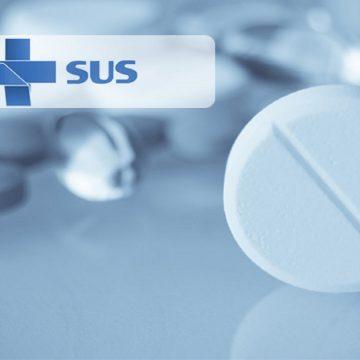 Medicação importada SUS