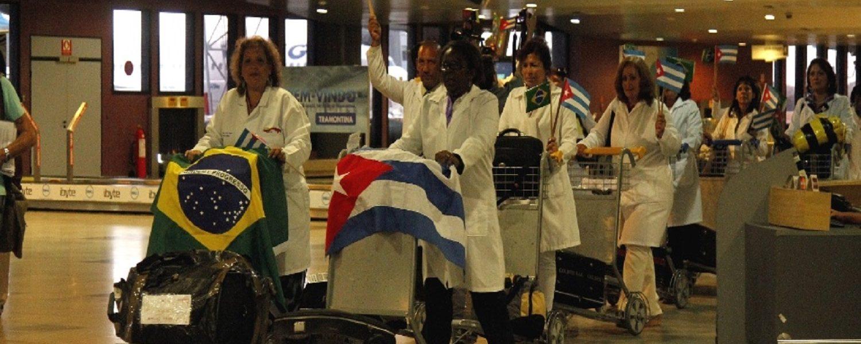 Cuba voltará a enviar médicos para o Brasil, diz ministro
