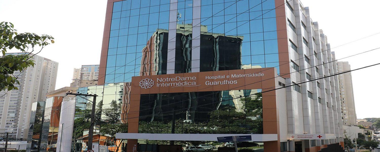 Hospital NotreDame Intermédica em Guarulhos