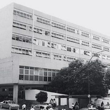 Raridade: Vídeo da emergência do Hospital Souza Aguiar anos 50