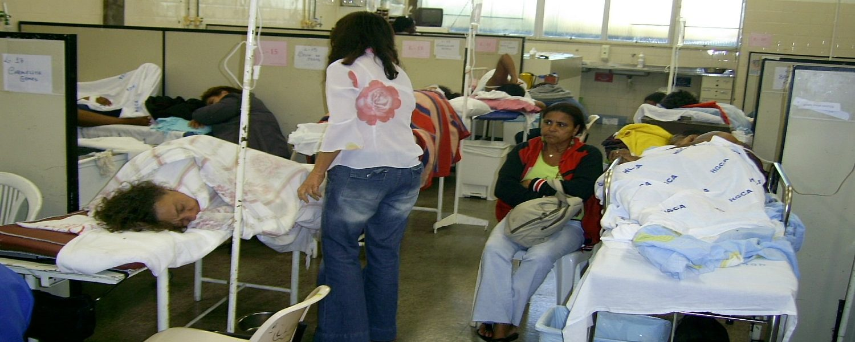 Saúde autoriza 1,4 mil leitos de UTI no país