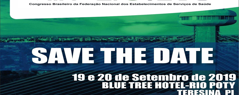 Fenaess e Sindhospi preparam para setembro VIII Congresso Brasileiro Fenaess