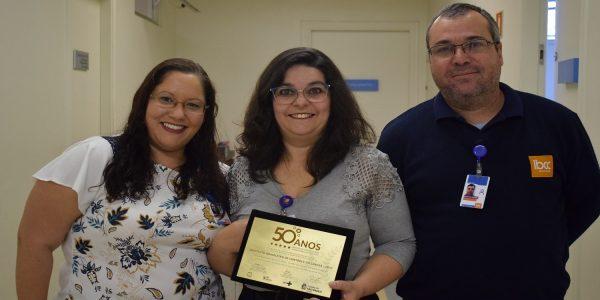 IBCC Oncologia foi eleito na categoria ouro em premiação do selo de qualidade do Registro de Câncer SP