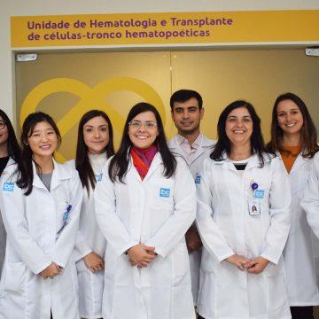 IBCC Oncologia é único do país com equipe de hematologistas 24h e UTI exclusiva na Unidade de Transplante