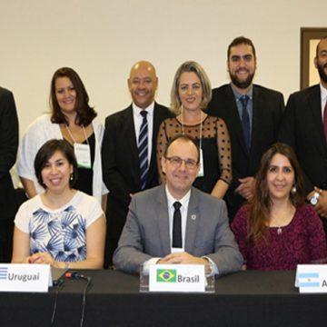 Ministério da Saúde participa de reunião sobre Exercício Profissional no Mercosul