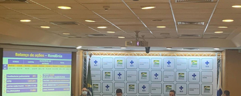 Ministério da Saúde: Acompanhe o lançamento do Conecte SUS