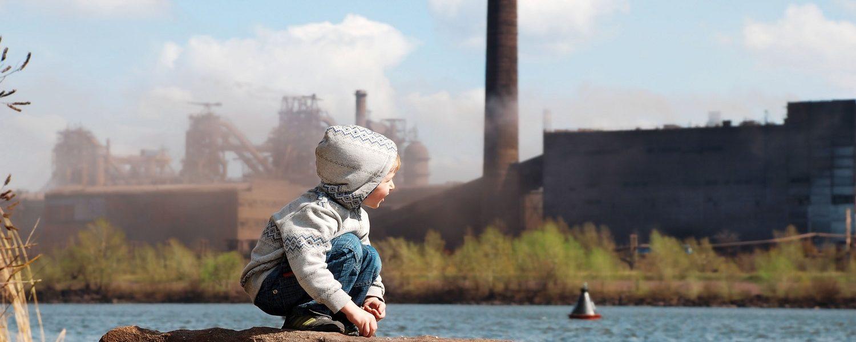 Poluição mata 633 crianças por ano no Brasil, aponta OMS