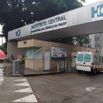 Hospital das Clínicas mantem PS fechado em São Paulo