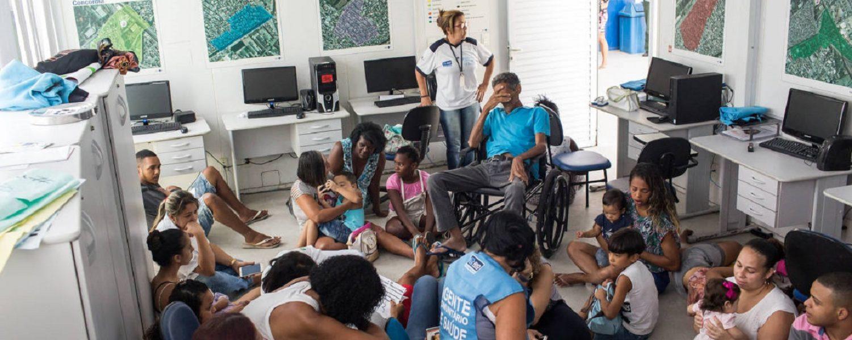 Médicos de áreas violentas relatam impacto de crimes na saúde