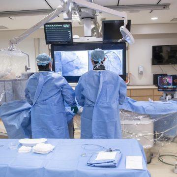 Hospital Israelita Albert Einstein inaugura centro de excelência em intervenção cardíaca