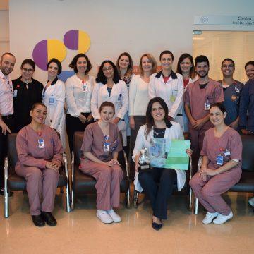 IBCC Oncologia recebe premiação máxima da Certificação 3M