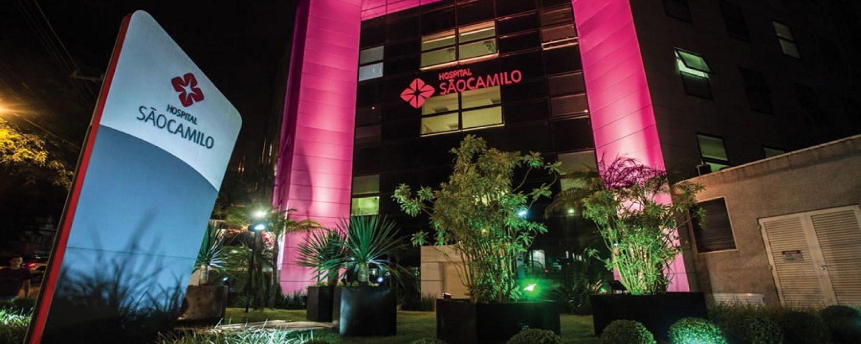 Hospital São Camilo promove arrecadação de lenços para pacientes em tratamento do câncer de mama