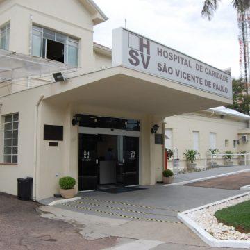 117 anos do Hospital São Vicente é comemorado com missa e nova logomarca
