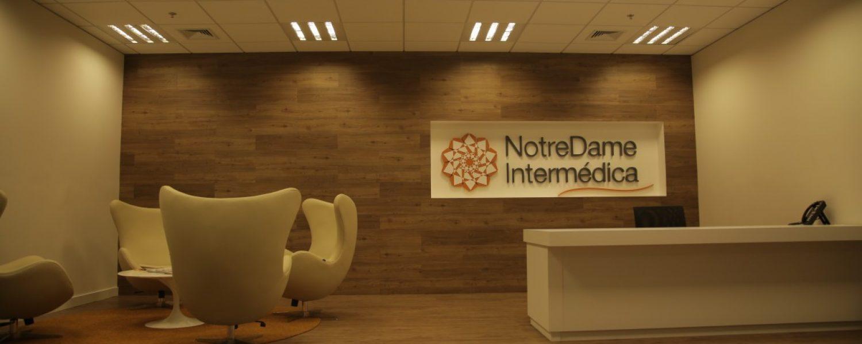 NotreDame Intermédica aprova oferta subsequente em R$ 57 por ação e levanta R$ 3,7 bi