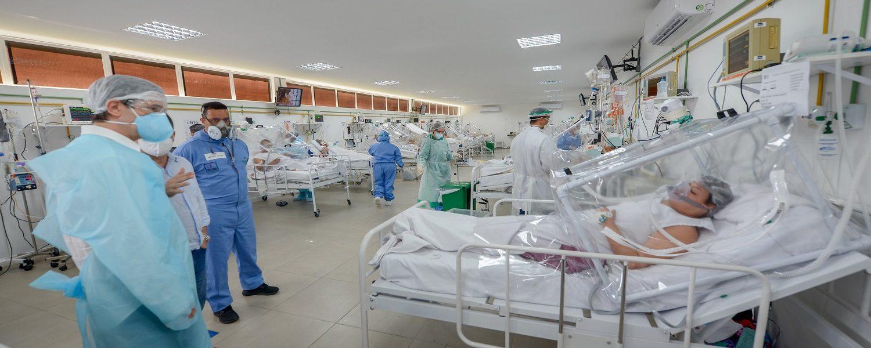 Justiça faz confiscos de leitos, e rede privada teme desorganização com fila única para coronavírus
